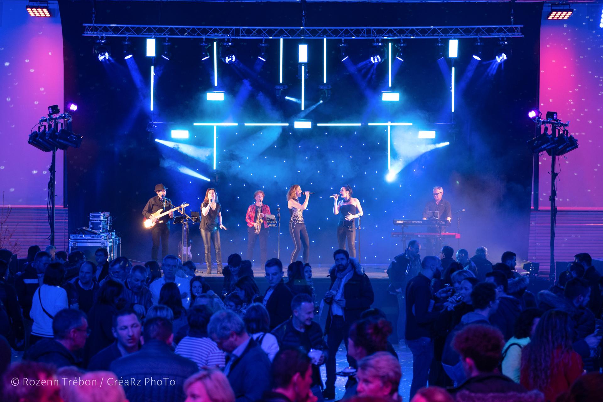 Six-All concert Arena Brest (15 sur 80)